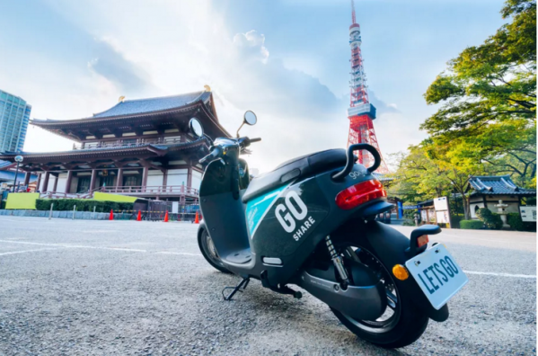 Gogoro's electric scooters are coming to Japan_pic1